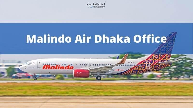 Malindo Air Dhaka Office