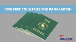 Visa-free Countries For Bangladesh